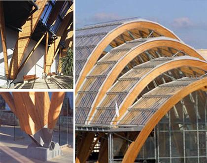 Suplemento maderadisegno - Estructura madera laminada ...