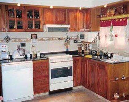 Cocina for Armado de muebles de cocina